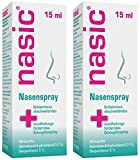 Nasic Nasenspray 2 x 15 ml