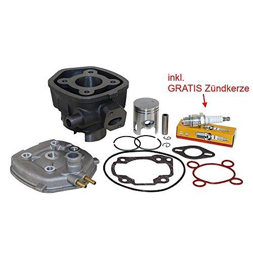 50ccm Zylinder Kit inkl. Zylinderkopf, Aprilia, Yamaha Aerox, MBK, Italjet, Malaguti