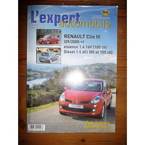 Lea-l'expert Automobile - Clio 3 05- Revue Technique Renault par L'EXPERT AUTOMOBILE