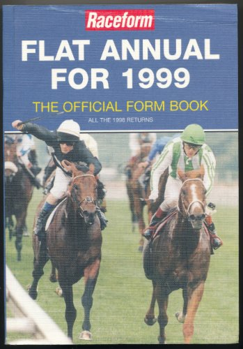 Raceform Flat Annual: All the 1998 Returns