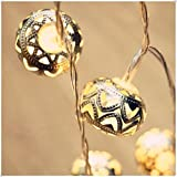 Techno E-Tail Moroccan LED String Decorative Lights For Home Decor - Diwali Lights Festival Christmas Decoration Lights
