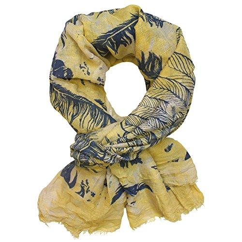 Très belle écharpe motif de cheval dans différentes couleurs jaune