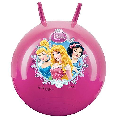 John 59538 - Sprungball Princess / Prinzessinnen - Disney - Bedruckter Hopperball, Hüpfbal Preisvergleich