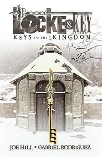 Locke & Key Vol. 4: Keys To the Kingdom (Locke & Key Volume) (English Edition)