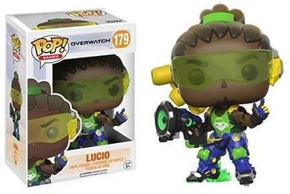Funko Overwatch Lucio Figura de Vinilo, (13088)