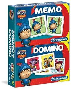 Clementoni - Domino Mike el Caballero (Importado)