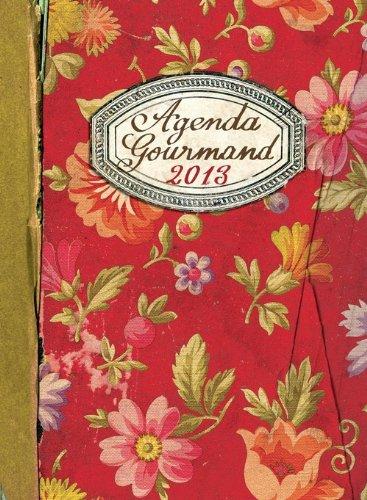 Agenda gourmand 2013