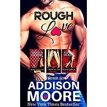 Burning Through Gravity (Boxed Set Books 1-3): Rough Love: Billionaire Boys (English Edition)