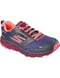 Skechers (SKEES) Go Trail, Zapatillas de Deporte para Mujer