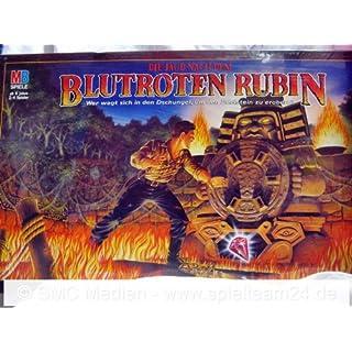 Die Jagd nach dem blutroten Rubin - MB Spiele