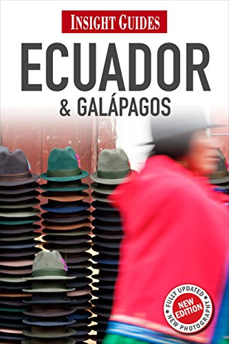 Insight Guides: Ecuador and Galapagos