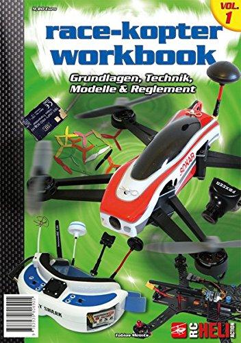 RC-Heli-Action Race-Kopter Workbook