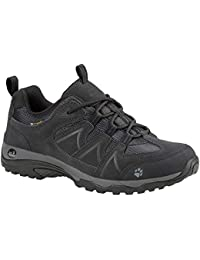 jack Wolfskin Traction Low Texapore Women - phantom