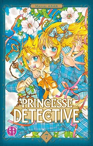Princesse Détective Edition simple Tome 7