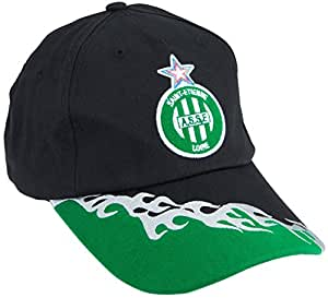 casquette enfant asse collection officielle as saint etienne football ligue 1. Black Bedroom Furniture Sets. Home Design Ideas