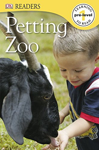 Petting zoo.