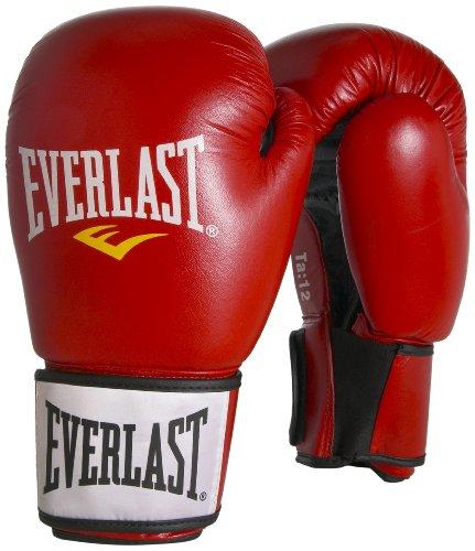 everlast-6070pu-10-oz-gants-dentrainement-mixte-adulte-rouge-30-cm