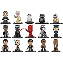 Figura Mystery Minis Star Wars Episode 8 The Last Jedi