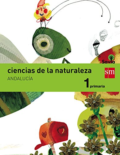 Ciencias de la naturaleza 1 primaria savia andalucía