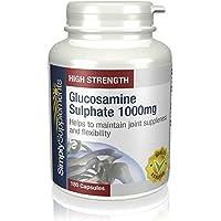 SimplySupplements Sulfate de Glucosamine 1000mg|Pour les douleurs articulaires|360 capsules