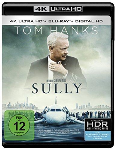 Bild von Sully (4K Ultra HD + 2D-Blu-ray) (2-Disc Version) [Blu-ray]