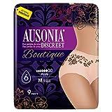 Ausonia Discreet Boutique Braguitas-Pants Para Pérdidas de Orina M x 9 Color Salmón