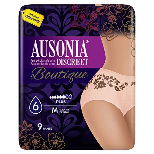 Ausonia Discreet Boutique Braguitas-Pants Para Pérdidas