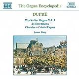 ?uvres pour orgue (Volume 1)