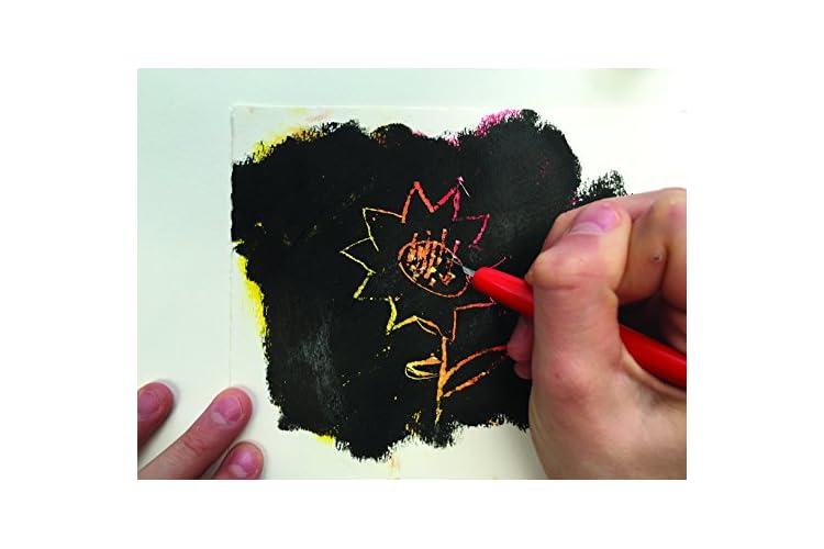 4.97 Little Brian LBPS10MA6 Metallic Colours Paint Sticks » Toy ... a3cb4e4c69a65