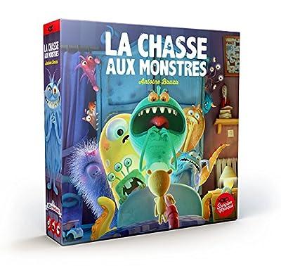 Scorpion Masqué - Lsm-039 - Jeu De Société - La Chasse Aux Monstres