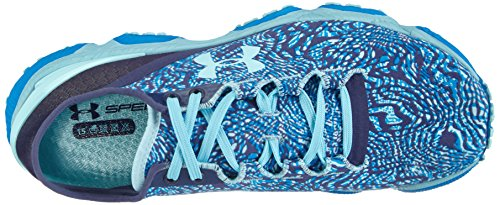 Under Armour SPEEDFORM XC Damen Laufschuhe Blau (Snorkle/Faded ink/Caribbean Blue 481)