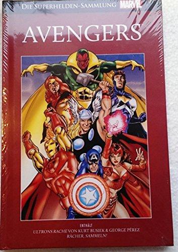 Die Marvel Superhelden Sammlung Ausgabe 1: Avengers - Ultrons (Marvel Dc Superhelden)