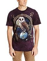 Spellkeeper Owl T Shirt Adult Unisex The Mountain