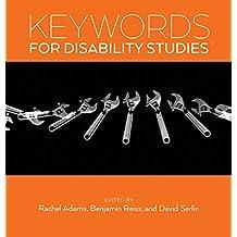 Keywords for Disability Studies (English Edition)