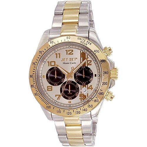 Jet Set Reloj de hombre J63125–732Monte Carlo