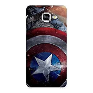 Gorgeous Rounded Sheild Back Case Cover for Galaxy A5 2016