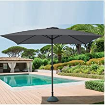 Amazon.fr : parasol rectangulaire 3x2 inclinable