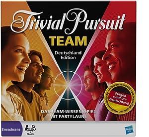 Hasbro 5010994413774 - Juego de Preguntas, 2+ / Teams Jugadores Importado de Alemania