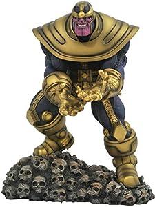 Diamond Estatua Thanos, Multicolor (MAY192386)