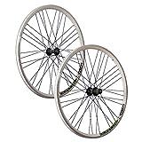 Vuelta 26 Zoll Laufradsatz Quattro X Shimano Deore HB/FH-T610 weiß