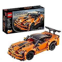 Idea Regalo - Lego - Technic Chevrolet Corvette ZR1, Modello 2 In 1,Set di Costruzioni per Appassionati e Ragazzi +9 Anni, 42093