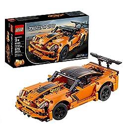 Lego 42093 Technic Chevrolet Corvette ZR1, bunt