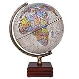 """Waypoint Geographic Horizon II Illuminated Desktop Globe, 12"""""""