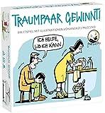 Traumpaar Gewinnt Brettspiel für Erwachsene als Lustiges Geschenk für Männer und Frauen Paare Partyspiel