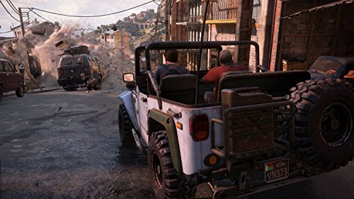 Uncharted 4: A Thief's End [PlayStation 4] - 21