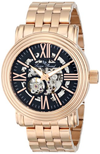 Lucien Piccard Men's LP-11912-RG-11
