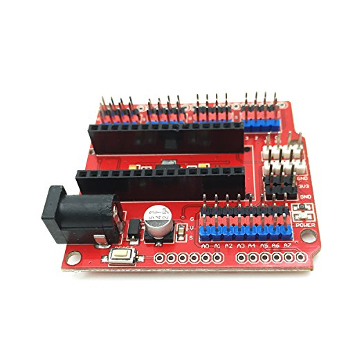 AptoFun Prototype Shield I/O Expansion Module Extension Board for Arduino UNO R1 Nano 3.0 duemilanove -