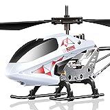 Pinjeer Resistencia a la caída de Control Remoto avión avión Juguete RC helicóptero Estable fácil de Aprender Buena operación niño avión de Juguete para niños Mayores de 6 años