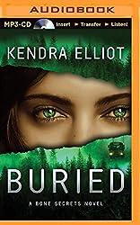 Buried (A Bone Secrets Novel) by Kendra Elliot (2014-12-02)
