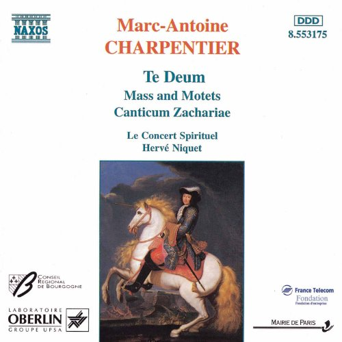 Charpentier, M.-A.: Sacred Music, Vol. 3